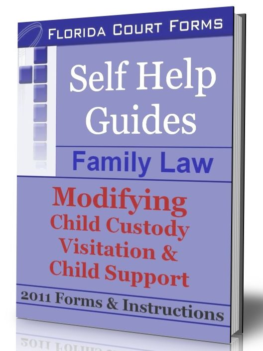 Modifying Child Custody, Visitation & Child Support
